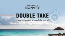 "Marriott Bonvoy Invites Members to Explore the World with its First Ever Bonus Points Promotion, ""Double Take"""