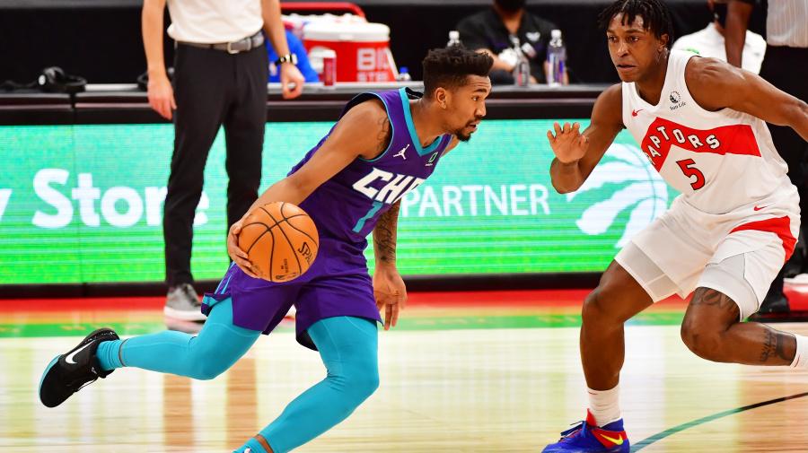10 things: Raptors emerge with narrow win vs. Hornets