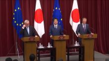 EU and Japan sign FTA in counterweight to Trump policies