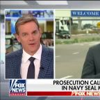 Navy SEAL testifies that he saw Eddie Gallagher stab wounded ISIS prisoner in neck