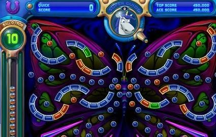 Peggle Nights out for Mac, leisure time at risk