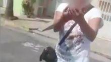 Polícia investiga mulher que disse ter 'carta branca' para realizar ofensas racistas em SP