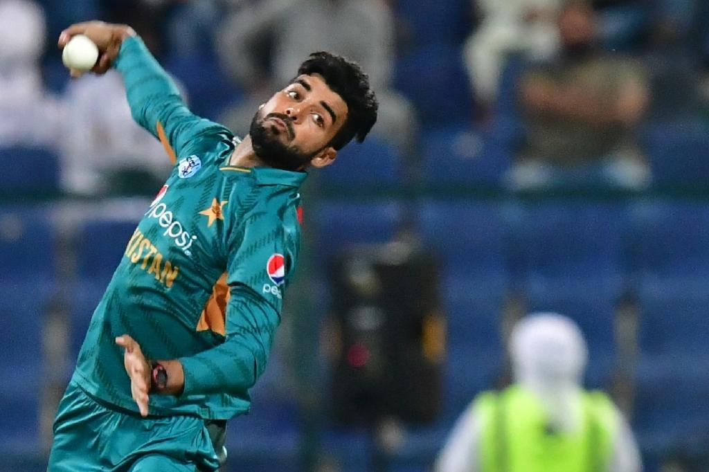 From village cricket to World Cup for Pakistan's Shadab