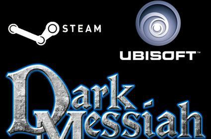 Ubisoft shares Dark Messiah of M&M with Steam