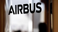 Airbus shares fall after engine snag halts some deliveries and tests