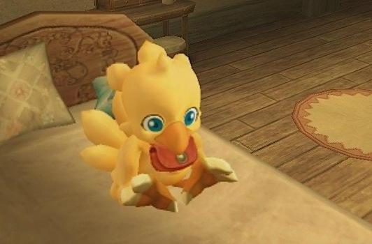 'Chocobo's Crystal Tower' trademarked in Europe