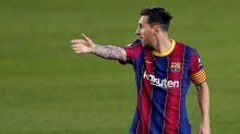 Messi, Quini y César, los mejores en historia de la Liga; Cristiano, el 12º