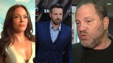 Harvey Weinstein Says Ben Affleck Denies Knowing About Rose McGowan's Alleged Sexual Assault