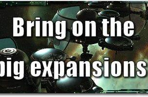 EVE Evolved: Bring on the big expansions!