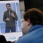 Google CEO defends 'integrity' of products ahead of testimony