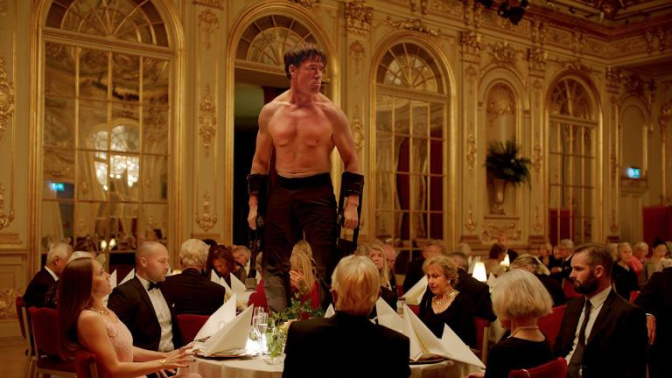 The Square film's dinner scene: How the most tense, uncomfortable scene of the year was created