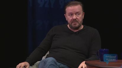 Ricky Gervais Talks David Brent, Stand Up Return and More