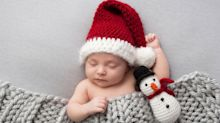 Rejoice! 10 Christmas-Themed Baby Names