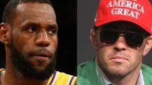 Colby Covington trashes LeBron James and 'woke athletes' as 'spineless cowards'