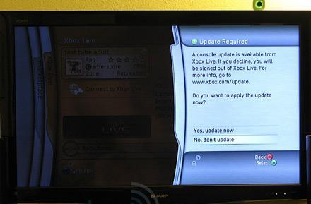 Xbox 360 Fall 2007 Dashboard update hands-on