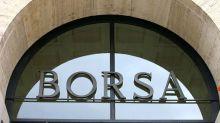 Piazza Affari rimbalza con banche e petrolio, Ftse Mib +0,51%