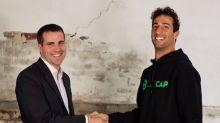 Daniel Ricciardo Becomes EightCap Official Ambassador