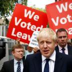 Le Brexit breakthrough? Europe says 'Nein', 'non', 'no'