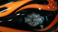 Shares of Harley-Davidson tumble on weak earnings