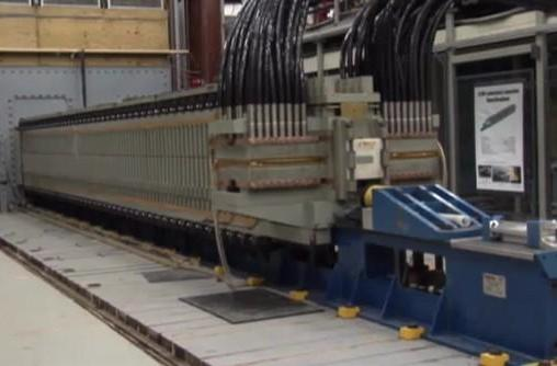 US Navy's electromagnetic railgun hits testing milestone: 1,000 shots fired