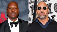 Tyrese Gibson vows to quit 'Fast and Furious' franchise over feud with the Rock