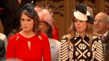 Princesses Eugenie and Beatrice could step in to fill Harry and Meghan's shoes