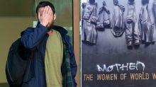 Extinction Rebellion protester told to 'get a job' after vandalising war memorial
