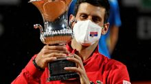 Novak Djokovic beats Diego Schwartzman to win fifth Italian Open crown and pass Rafael Nadal's Masters titles record