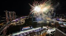 Entertainment highlights from the 2017 Formula One Singapore Grand Prix