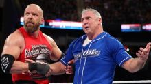 WWE Survivor Series results: Team Raw prevails as Triple H turns on Kurt Angle before beating Smackdown Live