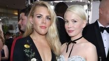 Busy Philipps Denies 'Being Exploitative' of Michelle Williams and Heath Ledger's Relationship