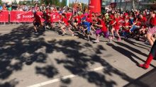 Canadian Racers Dominate Calgary Marathon