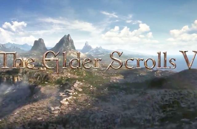'The Elder Scrolls VI' is real