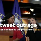 House votes to condemn 'racist' Trump tweets