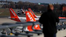 EasyJet Says Fares to Drop in Second Half