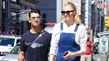 Sophie Turner stuns '70s-inspired overalls — and they're on sale right now