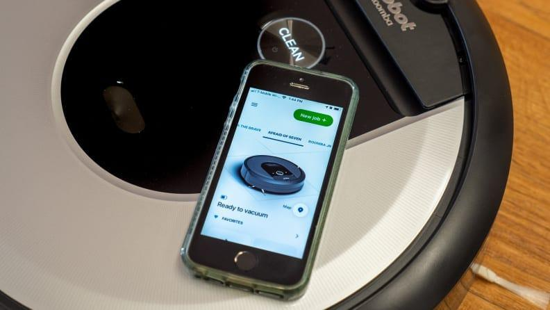 One of our favorite Roomba vacuums is $200 off right now