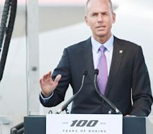 Boeing CEO says 737 MAX has resulted in 'personnel changes'
