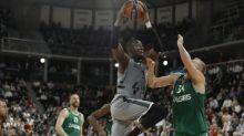 Basket - Transferts - Tonye Jekiri quitte l'Asvel pour Vitoria