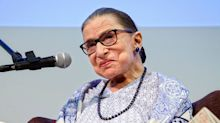 Supreme Court Justice Ruth Bader Ginsburg Hospitalized for Possible Infection