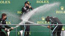 Hamilton acecha al 'Kaiser' y Ferrari se pierde en el bosque de las Árdenas