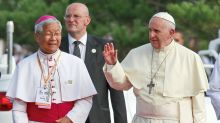 Pope taps South Korean to head Vatican office for priests