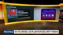 U.K. Gives Huawei Partial 5G Role