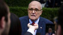 Trump, Giuliani Press for Dirt on Biden Despite Ukraine Rebuff