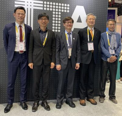 iTech, Taiwanese Startup, Received 5 Million USD Order on the First Day of VivaTech 2019