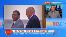 Cosby's sacked lawyer bites back