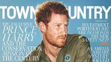 Harry de Inglaterra, un príncipe de portada