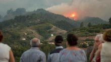 Un incendio sull'isola di GranCanaria ha costretto all'evacuazione 5 mila persone
