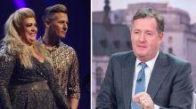 Piers Morgan defends Gemma Collins, accuses Jason Gardiner of 'body-shaming'