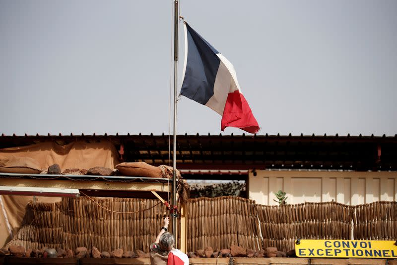 Deux responsables islamistes tués au Mali par l'armée française